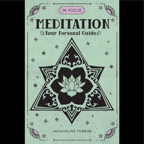Meditation Book ✨NEW✨